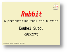 Rabbit theme