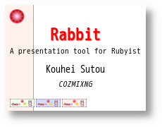 Ruby-GNOME2 theme